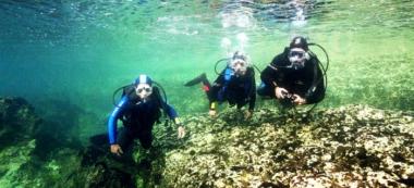 Buceo en Puerto Madryn