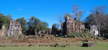 Santa Ana Ruinas Jesuíticas