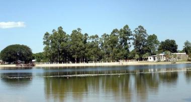 Balneario Laguna Limpia. Mburucuya