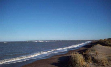 playa en Villa 7 de Marzo
