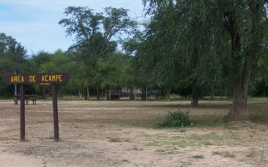 Area de Acampe en Reserva Natural Formosa