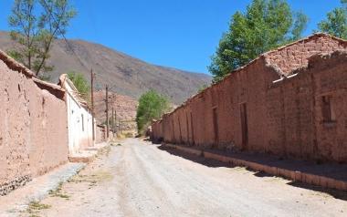 calle de La Poma foto de Omar Gobbi