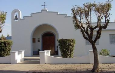 Capilla San José. Arata