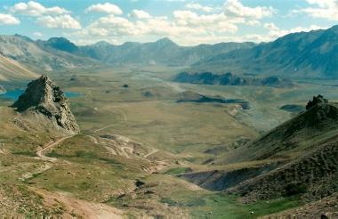 Valle Hermoso. Foto de Rodolfo F. publicada en Panoramio.com