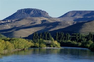 Boca del Chimehuin