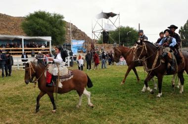 Fiesta Provincial del Caballo. Foto de noticias.chubut.gov.ar