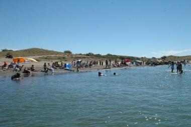 Laguna Chasicó. Foto de Dirección de Turismo de Villarino