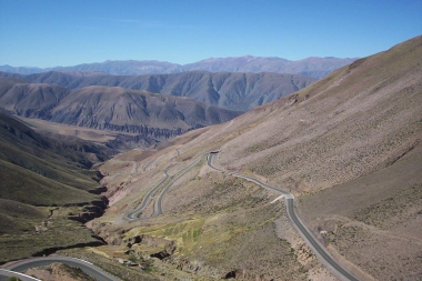 Cuesta de Lipán Ruta Nacional 52