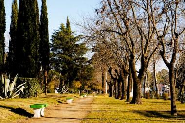 Plaza Rafael Hernández. Bolívar