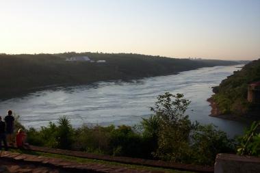 Puerto Iguazú Tres Fronteras