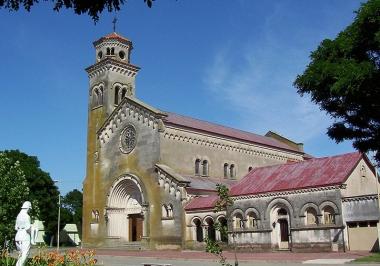 Iglesia de Cacharí. Foto de Mario Burraco