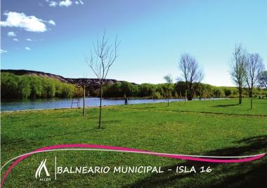 Balneario Municipal Isla 16