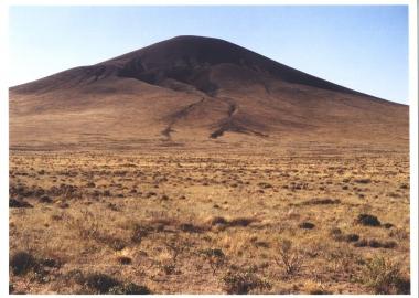 Volcán Payum Matru