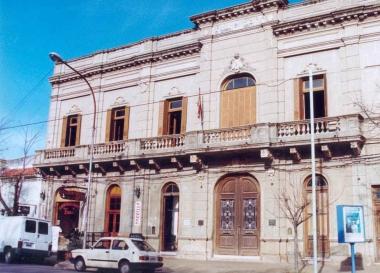 Saladillo Teatro Español