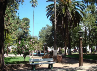 Plaza de Chicoana