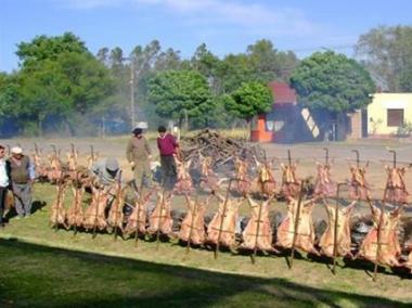 Fiesta Provincial del Carnaval. Jose de San Martin