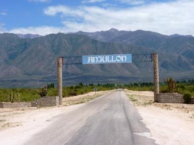 Anjullón. Foto de Juan José López