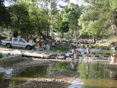 Balneario de Achiras