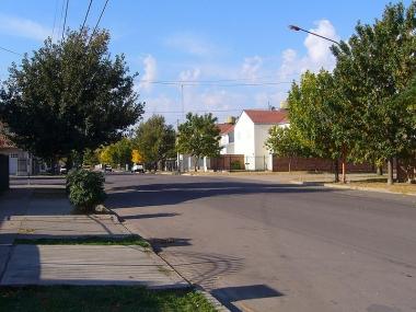 Calle de General Pico