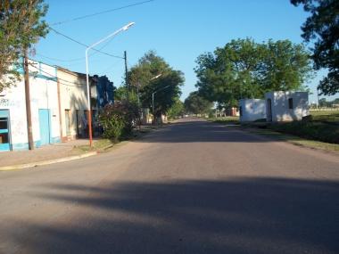 Calle de Pampa del Infierno
