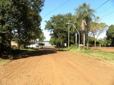 calles de La Cruz