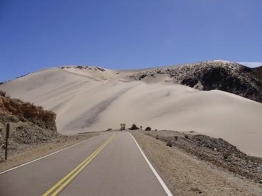 Camino a Antofagasta de la Sierra. Foto de Fernando Alvarez