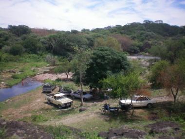 Camping de Achalco