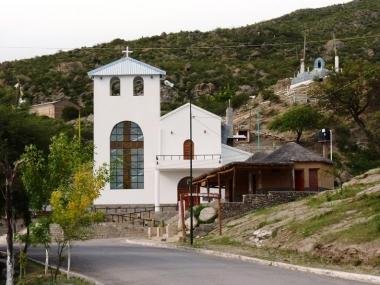 Capilla de Villa Vil. Foto de Juan José López