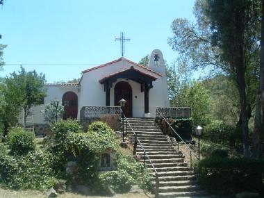 Capilla. Foto de Comuna La Serranita