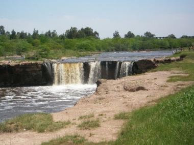 cascada del arroyp Pavón