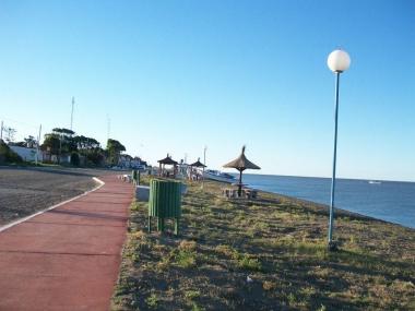 Costanera Bahía San Blas. Foto de Pedro Andrade