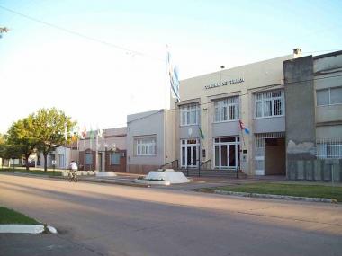 Edificio comunal de Suardi
