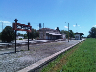 Estación de Chacabuco