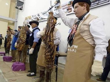 Fiesta Provincial del Asador Criollo