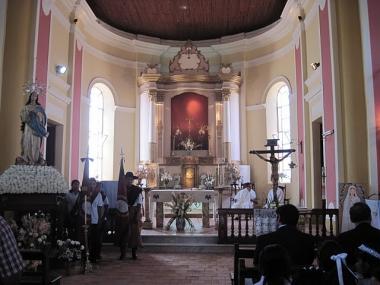 Iglesia de Guachipas