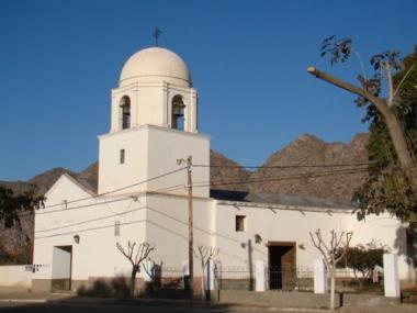 Iglesia Santa Rosa de Lima. Anguinán. Foto de a60