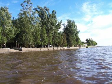 Laguna Paiva. Foto de Leandro Hilari