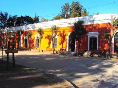 Museo Sanavirones de San José