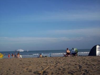 Necochea playa