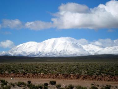 Nevado de Acay foto de Juan Ignacio Navarro