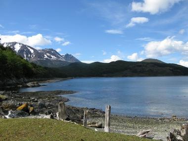 Parque Nacional Tierra del Fuego. Costa