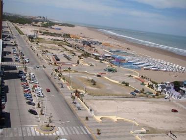 Playa céntrica de Necoche. Foto de entur.necochea