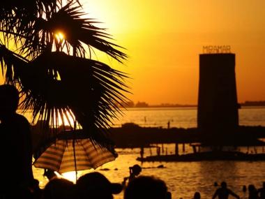 Playa. Foto de turismomiramar.com