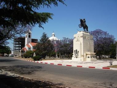 Plaza de Río Tercero