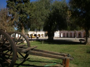 Plaza de San Carlos