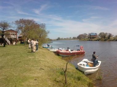 Río San Javier. Foto de Secretaría de Turismo de Pcia Santa Fe