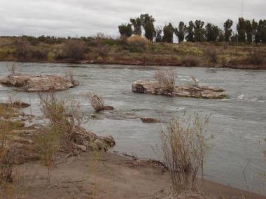 Reserva Pichi Mahuida. Río Colorado