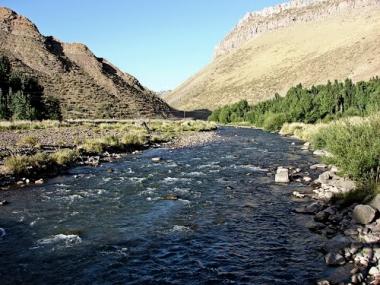 Río Chico. Foto de Omar Gobbi