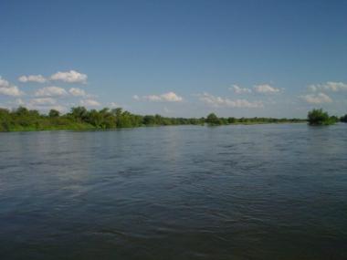 Río Dulce. Foto de Camping Costa Tacuara