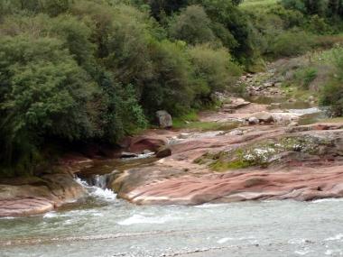 río en Tiraxi foto de Lobo Jujeño